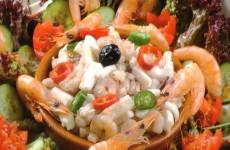 Salade pêcheur