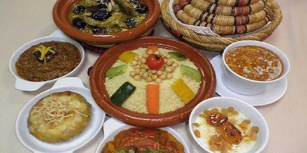 Couscous Algerois