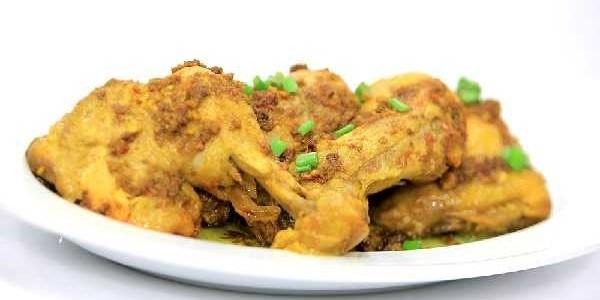 Cuisses de Poulet à la Marocaine