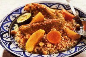 Couscous Tunisien au poulet